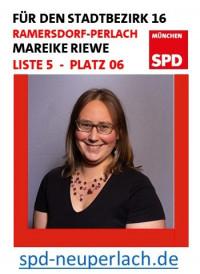 Listenplatz 506 Mareike Riewe