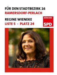 Listenplatz 524 Regine Wieneke