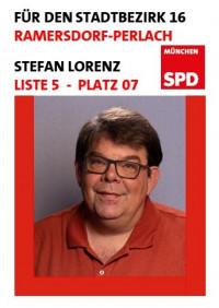 Listenplatz 507 Stefan Lorenz
