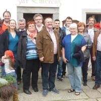 Der SPD-Vorstand Neuperlach in Waldkirchen